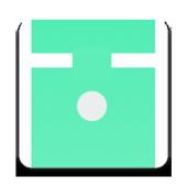 Split shape by shape icon