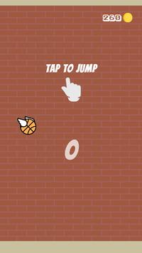 Flappy Dunk Remix poster