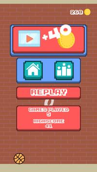 Flappy Dunk Remix screenshot 4