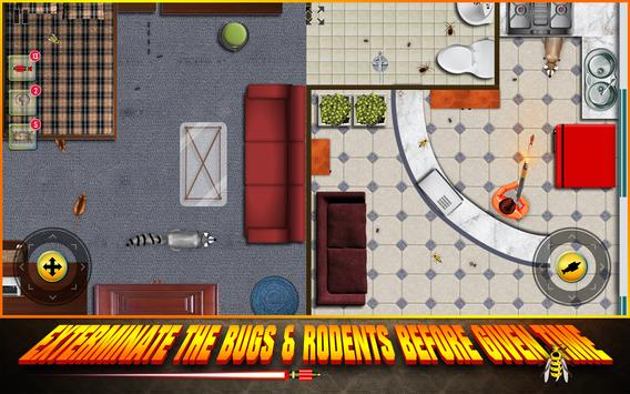 Exterminator 2D apk screenshot