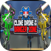 Clone Drone In The Danger Zone Game Guide icon