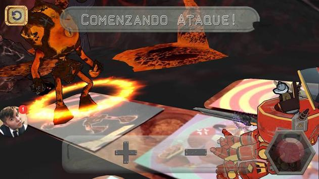 Mecha Battalion screenshot 2