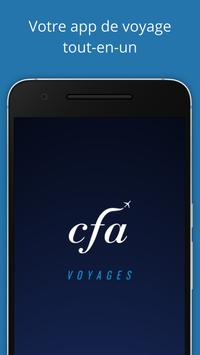 CFA Voyages poster