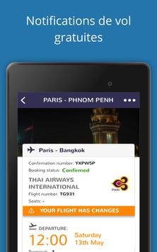 CFA Voyages apk screenshot