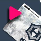 Halo MusicCard icon