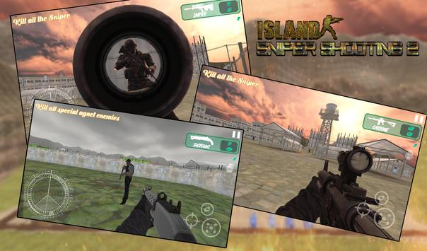 Island Sniper Shooting 2 screenshot 4