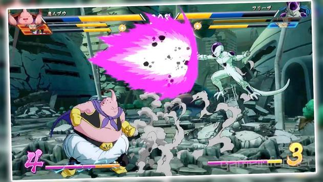 power dragon super saiyan z goku ssj fight battle screenshot 2