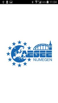 AEGEE-Nijmegen poster
