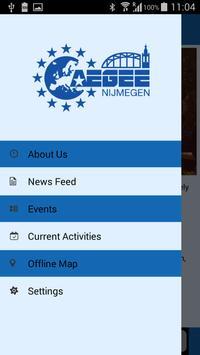 AEGEE-Nijmegen apk screenshot
