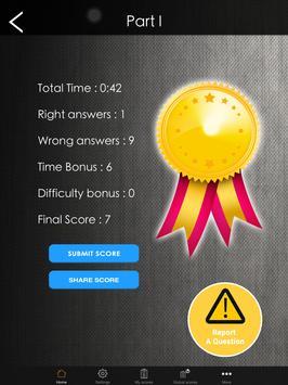 CISA Trivia by LearnLikeABoss apk screenshot
