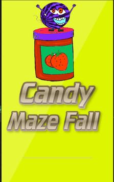 Candy Maze Fall poster