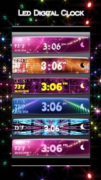 Led Digital Clock apk screenshot