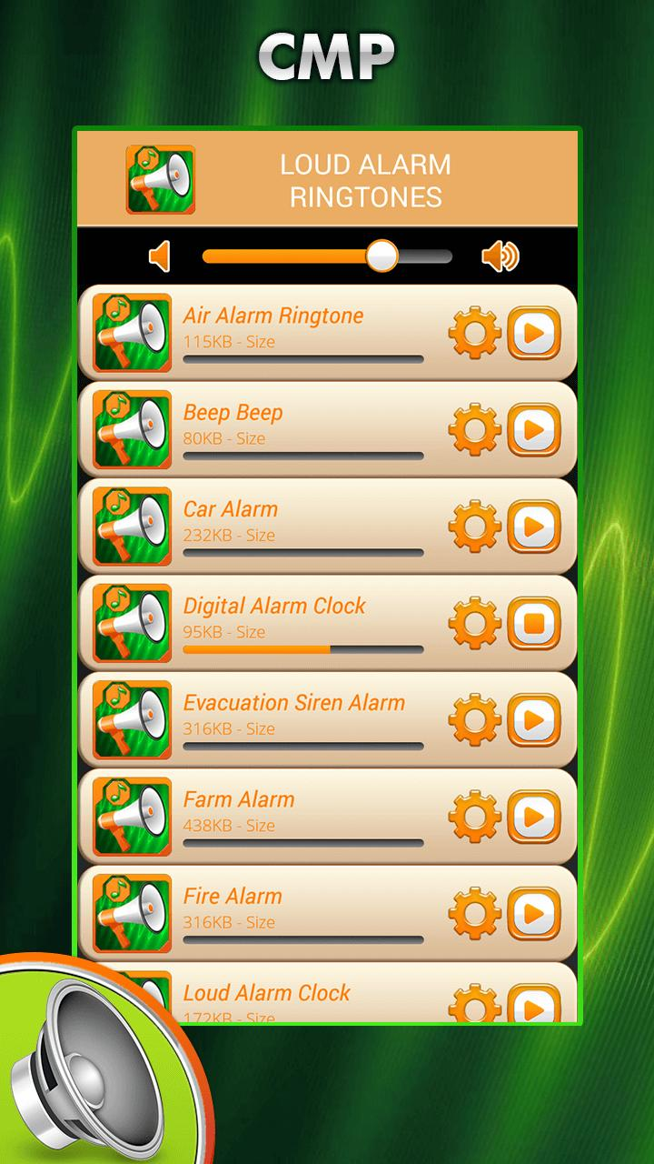 Loud Alarm Ringtones for Android - APK Download