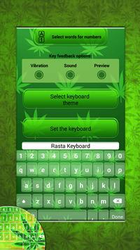 Rasta Keyboard Themes apk screenshot