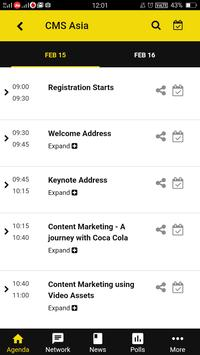 Content Marketing Summit screenshot 1