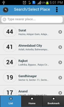 CNG Station in Gujarat apk screenshot