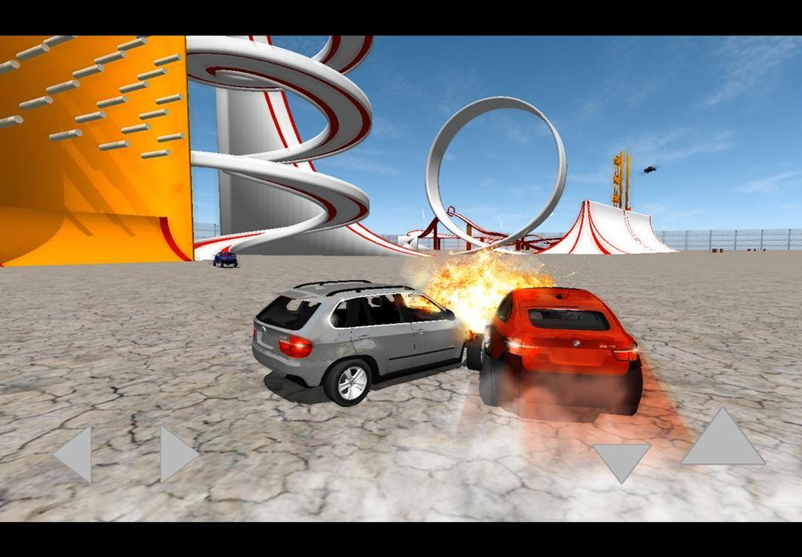 Car Crash Luxury SUV Demolition Simulator 2018 For Android