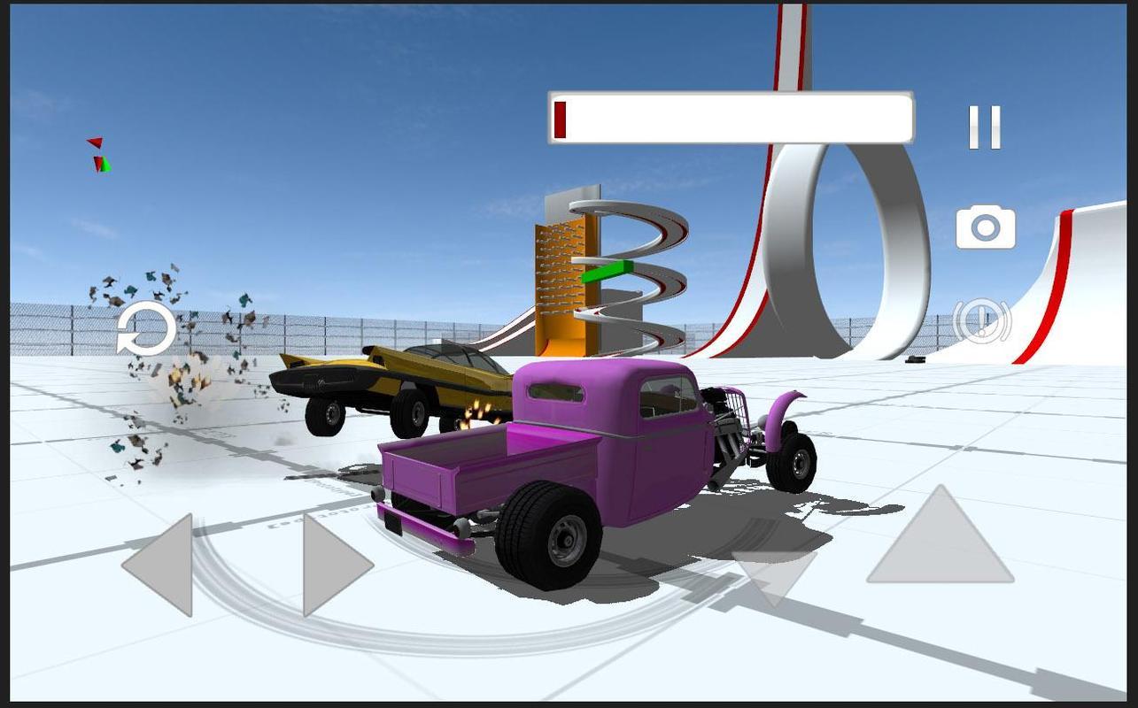 Classic Car Crash Simulator APK Download - Free Racing GAME for ...