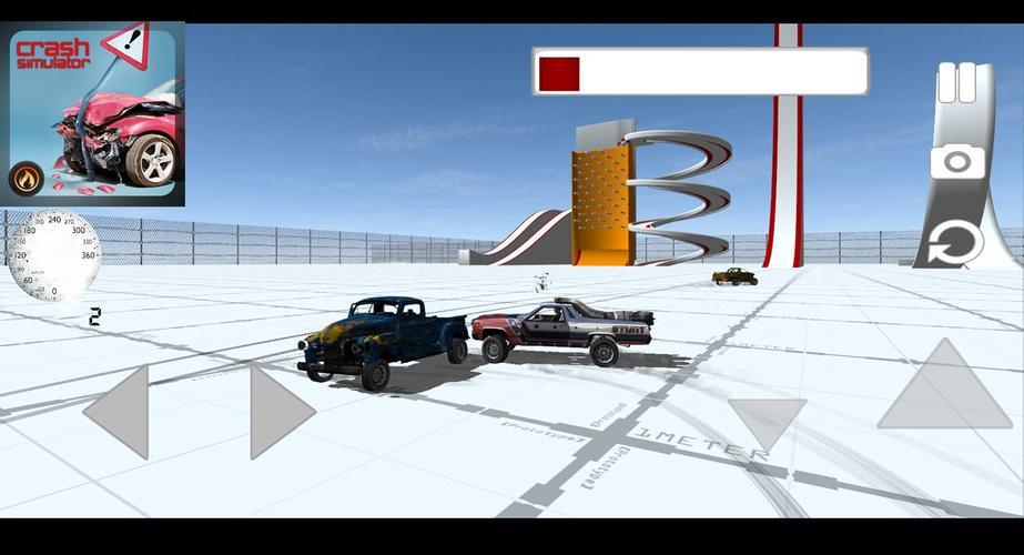 Car Crash Simulator Racing For Android