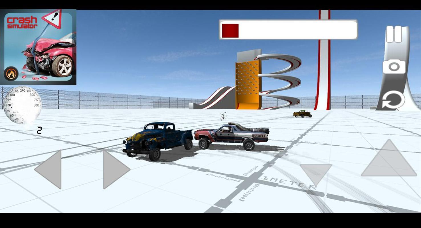 Car Crash Simulator Racing APK-Download - Kostenlos Rennsport SPIEL ...