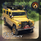 4x4 Offroad Trophy Racing icon