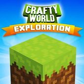 Crafty World Exploration icon