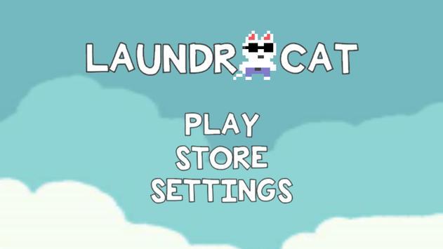 LaundroCat poster