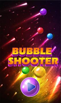 Bubble Shooter 1 poster