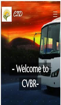 CVBR poster
