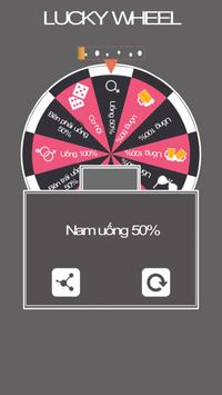 Lucky Wheel apk screenshot