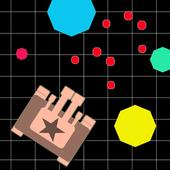 Diep tank.io online game icon