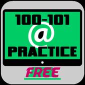 100-101 Practice FREE icon