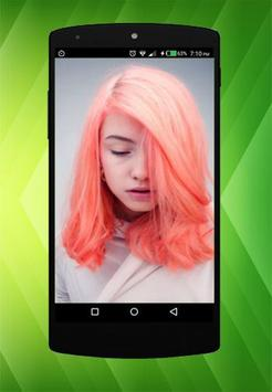 Hair Paint screenshot 1