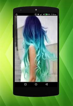 Hair Paint screenshot 2