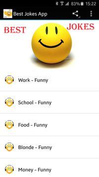 Best Jokes App poster