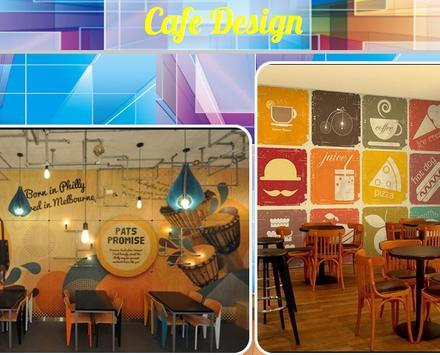 Cafe Design poster