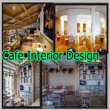 Interior Design Cafe poster