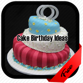 Cake Birthday Ideas icon