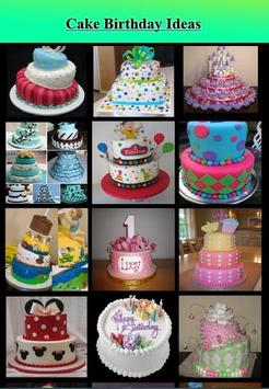 Cake Birthday Ideas screenshot 1