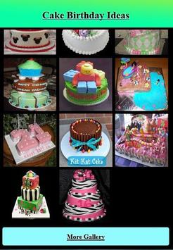 Cake Birthday Ideas screenshot 2
