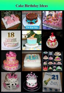 Cake Birthday Ideas screenshot 4