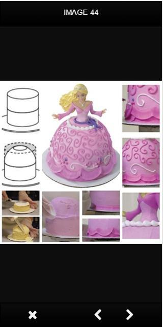 Cake Decoration Tutors DIY poster