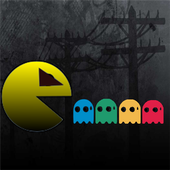 Darkness Pacman icon