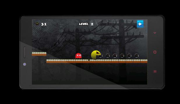Darkness Pacman screenshot 1