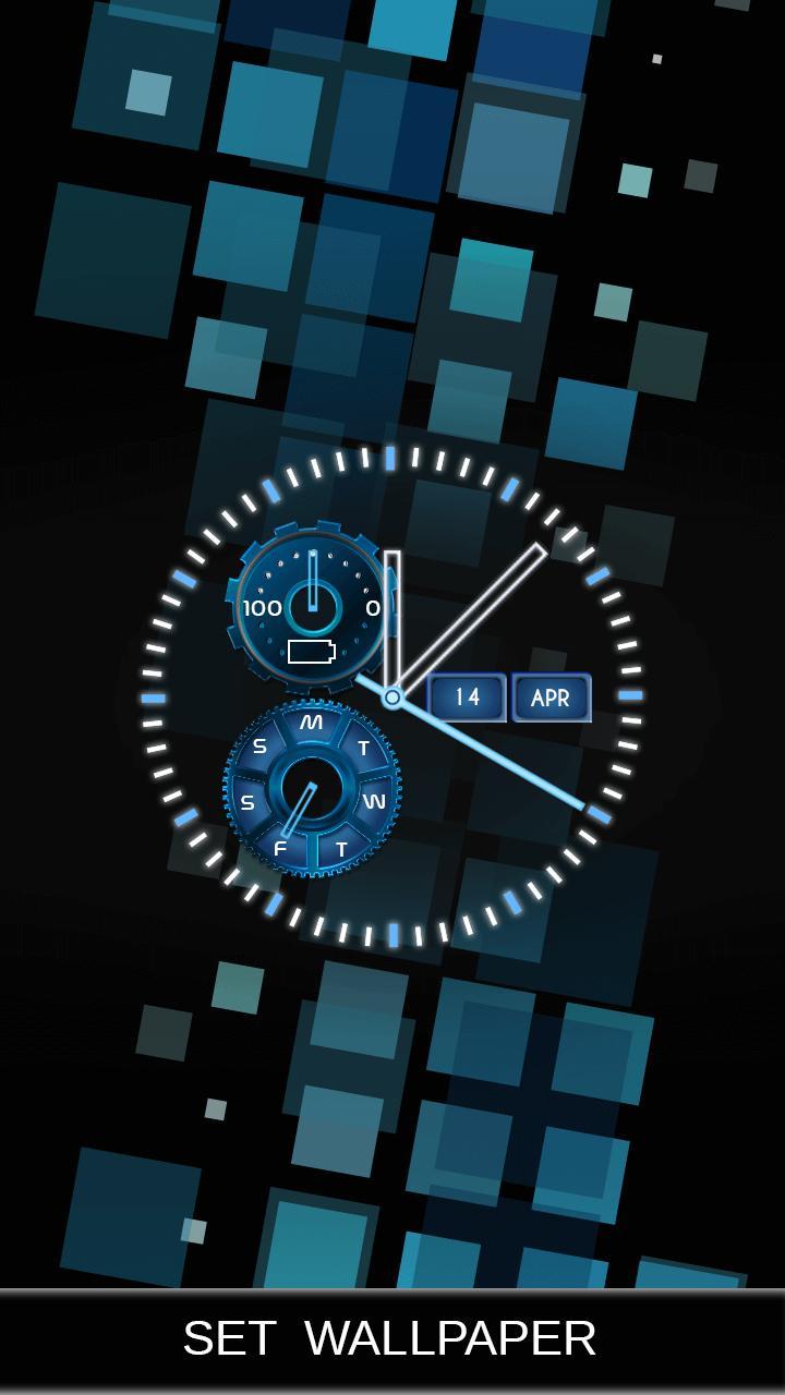 ساعة عقارب في الوقت الحالى For Android Apk Download