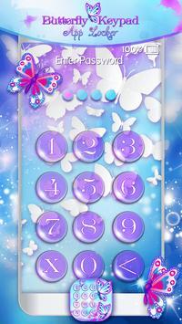 Butterfly Keypad App Locker screenshot 2