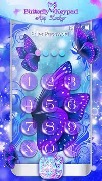 Butterfly Keypad App Locker screenshot 4