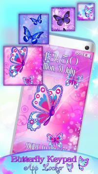 Butterfly Keypad App Locker screenshot 5
