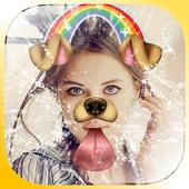 Dog Face Photo Editor App icon