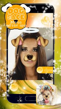 Dog Face Photo Editor App screenshot 2